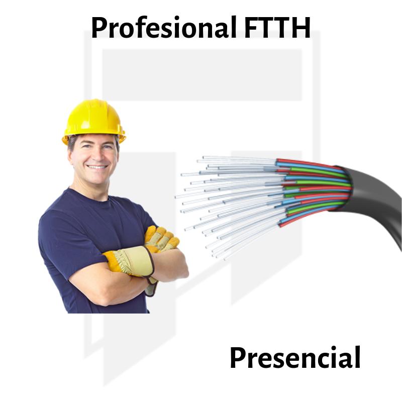 Enlace permanente:[Presencial] Profesional FTTH